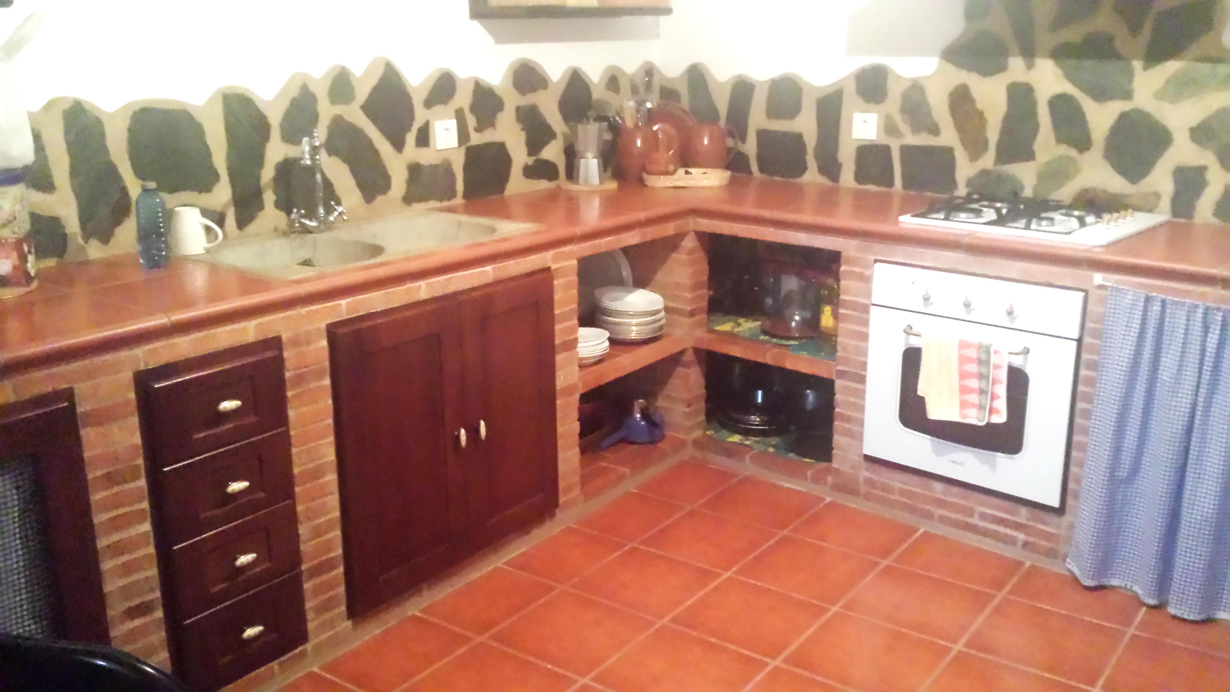 Como hacer una cocina de obra interesting finest awesome - Como hacer una cocina de obra ...