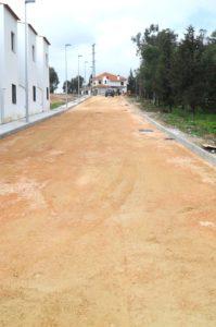 urbanización de calles 10374