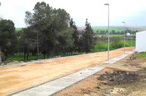 urbanización de calles 10378
